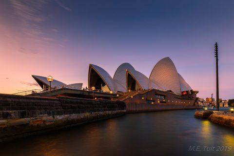 Sydney, de grootste metropool van Australië…