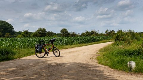 Driedaagse fietstocht Rondo Nijmegen
